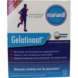 Mariandl Gelatinaat 500 gram