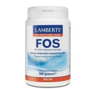 Lamberts FOS (Fructo-oligosacchariden) 500 gram