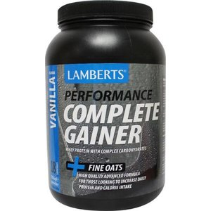 Lamberts Performance Complete Gainer Vanilla (Vanille) 1816 gram
