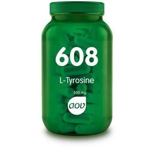 AOV 608 L Tyrosine 500 mg 60 capsules
