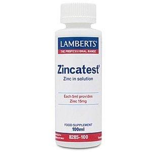 Lamberts Zincatest 100 ml