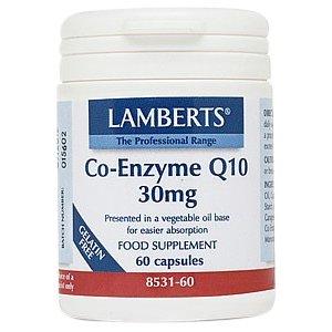 Lamberts Co-enzym Q10 30 mg 60 capsules