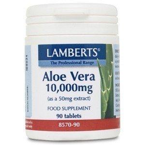 Lamberts Aloe Vera 10.000 mg 90 tabletten