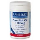Lamberts Pure Visolie 1100mg 60 cap