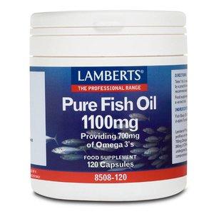 Lamberts Pure Visolie 1100 mg 120 capsules