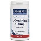Lamberts L-Ornithine 500 mg 60 cap