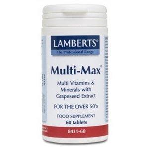 Lamberts Multi MX 60 tabletten