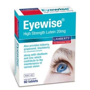 Lamberts Eyewise 60 tabletten