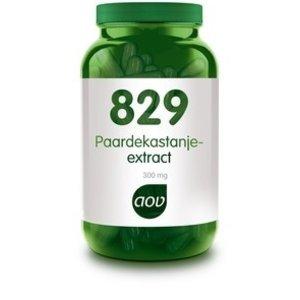 AOV 829 Paardekastanje Extract 60 capsules