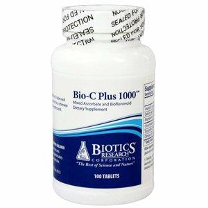 Biotics Bio-C Plus 1000 mg 100 tabletten