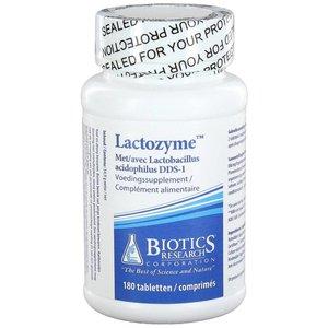 Biotics Lactozyme 180 tabletten