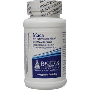 Biotics Maca 60 capsules
