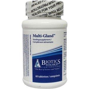 Biotics Multi-Gland 60 tabletten