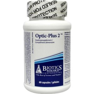 Biotics Optic-Plus 2 60 capsules