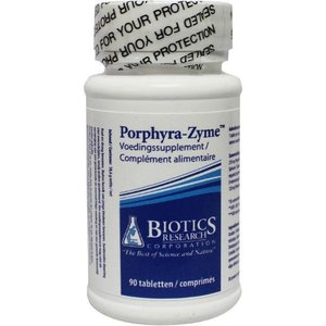 Biotics Porfyra-Zyme 90 tabletten