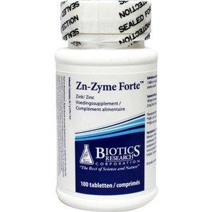 Biotics Zn-Zyme Forte 100 tabletten