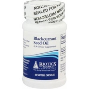 Biotics Blackcurrant Seed Oil (GLA) 60 capsules