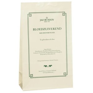 Jacob Hooy Bloedzuiverende thee 100 g