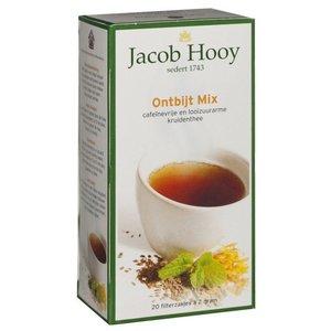 Jacob Hooy Ontbijtmix 20 zakjes