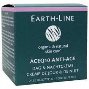 Earth-Line ACE Q10 Anti-Age Dag & Nachtcrème 50 ml