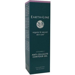 Earth-Line Vitamine E Anti Cellulite Contour Gel 200 ml