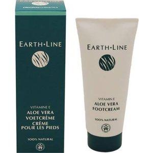 Earth-Line Aloe Vera Voetcrème 100 ml