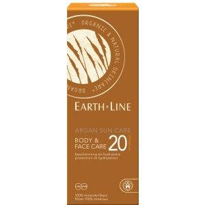 Earth-Line Argan Sun Care Body & Face Care 150 ml