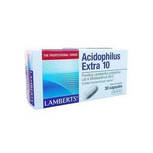 Lamberts Acidophilus Extra 10 30 capsules