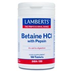 Lamberts Betaine HCL 180 tab