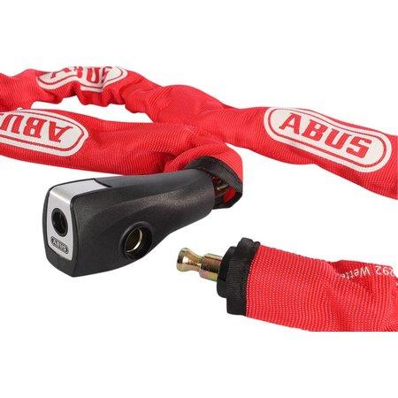 ABUS Ionus kettingslot type 8800 rood