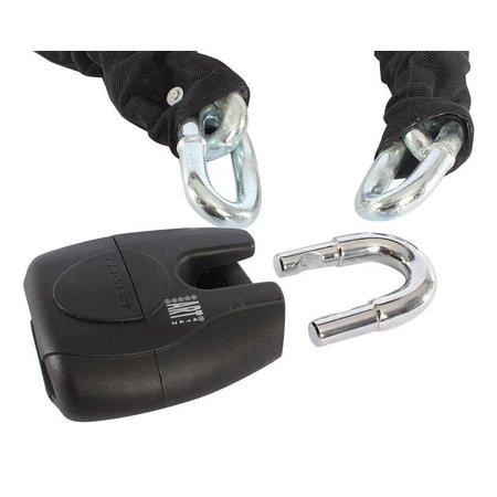 Pro-tect Kettingslot Diamond voor motor met ART-5 keurmerk - 100 CM - versterkte cilinder
