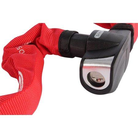 ABUS Kettingslot Ionus 6800 rood - 110 CM