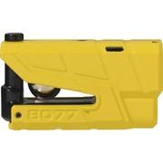 ABUS Schijfremslot Granit Detecto X Plus 8077 geel met ART 4