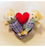 Love Teddy Bear Couple