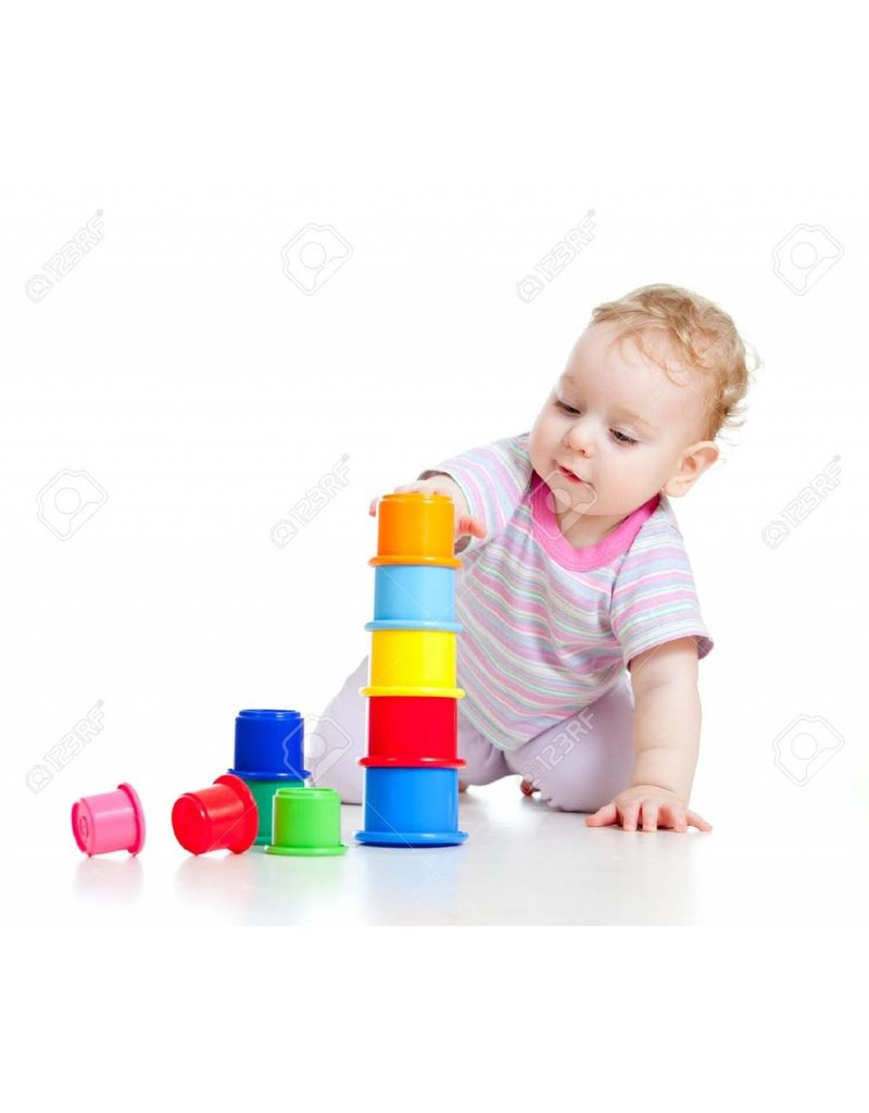 Building Tower Cups