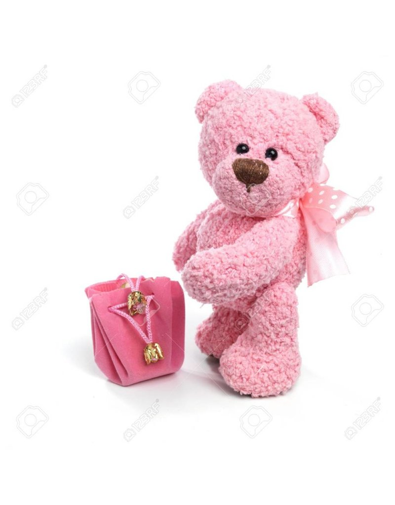 Pinky Netter Bär