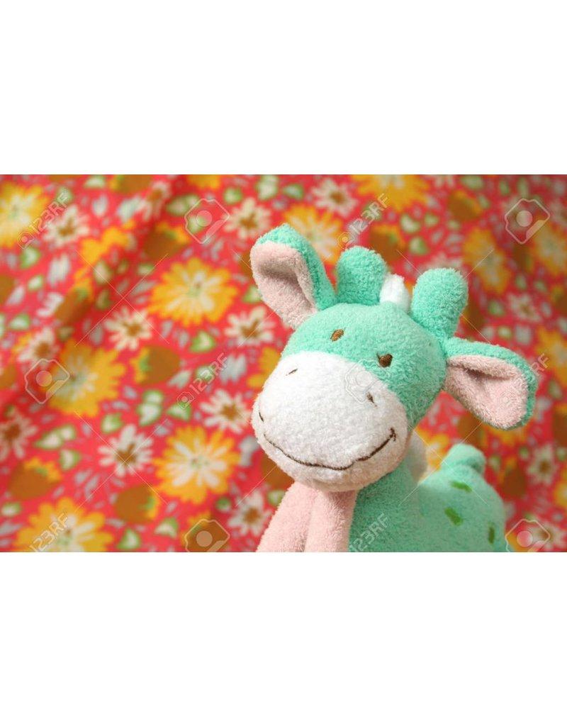Grüne Giraffe