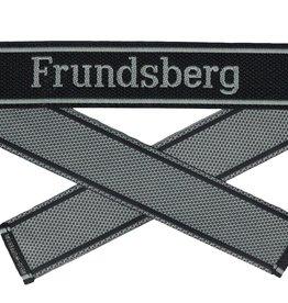 WWII Elite Ärmelband ''Frundsberg'' gewebt WH Cuff title