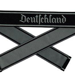 WWII Elite Ärmelband ''Deutschland'' gewebt WH Cuff title