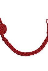 Schießschnur rot Schützenschnur - 50cm