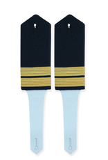 Bundeswehr Marine Schulterklappen Oberleutnant zur See