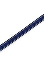 BW Polizei Schirmmützen Riemen blau mit gold ziehbar Mützenriemen