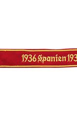 """WH Ärmelband """"Spanien"""", gestickt"""