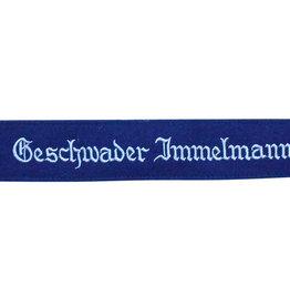 """Luftwaffe Ärmelband """"Geschwader Immelmann"""" für Mannschafte"""