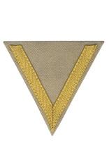 """WH DAK Luftwaffe Rangabzeichen """"Gefreiter"""" Winkel"""