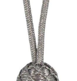 aluminium Eichel mit handüberketteltem Kopf