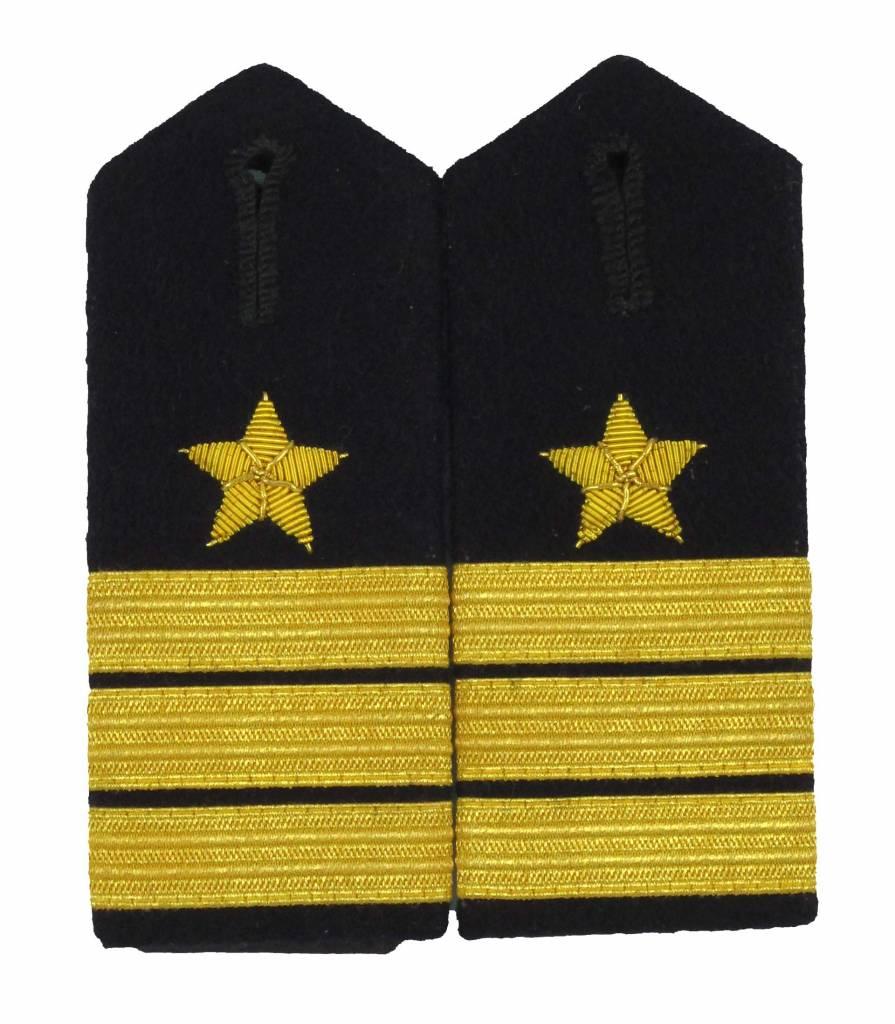 Bundeswehr Korvettenkapitän/Lieutenant Commander Schulterklappen