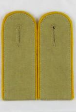 DAK Luftwaffe Mannschaft Schulterklappen