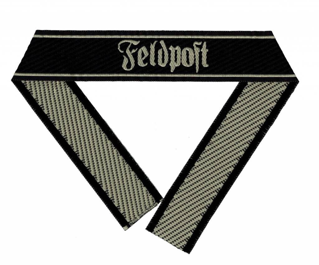 "WH Ärmelband ""Feldpost"" Bevo Cuff title"