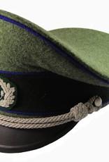 WWII German Heer Offizier Schirmmütze Sanitäter, Visor Hat